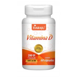 Vitamina D - 60 Cáps. Softgel