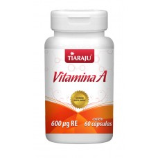 Vitamina A - 60 Cáps. Softgel