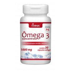 Ômega 3 Concentrate (1000 mg) - 30 Cáps. Softgel