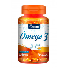 Omega 3 (1250 mg) - 60 Cáps. Softgel